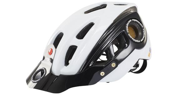 Urge Supatrail helm wit/zwart